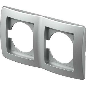 EKONOMIK OKVIR 2 silver vodoravni OE20ES 24401