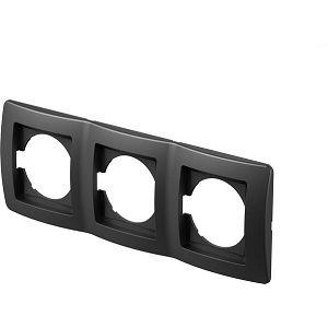EKONOMIK OKVIR 3 crni vodoravni OE30NB 26161