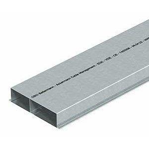 KANAL UPODNI 2-komore 2000*250*48mm S2 25048