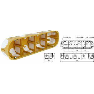 KUTIJA KNAUF 285×70×45 4-struka KP-64/4L ST