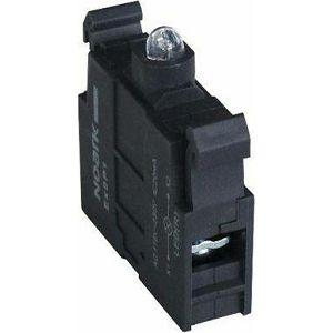 LED Ex9P1 LEDg 110V-230V AC zelena 105597 Noark