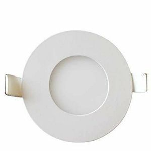 LED PANEL HL056-003-0006 6W/270lm SMD LED 2700K 230V ugradna bijela