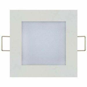 LED PANEL HL056-005-0006 6W ugradni kvadratni bijeli 3000K