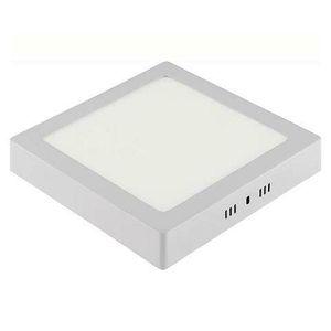 LED PANEL nadgradni kvadratni HL016-026-0018 18W/1300lm 3000K
