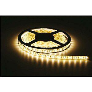 LED TRAKA 4,8W/m 12V 3000K 60LED/m IP20