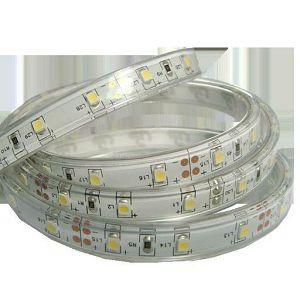 LED TRAKA 9,6W/m 24VDC 3000K IP67 (5m/rola) 3528
