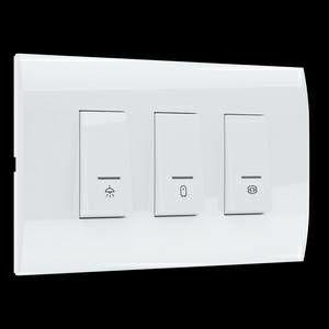 MODYS INDIKATOR bijeli (za kutiju 4M 3 sklopke 16A 2P) 12538