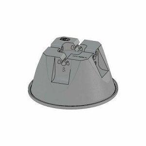 NOSAČ KOCKA PVC GPNKB-01 OV ravni krov punjen betonom 057202