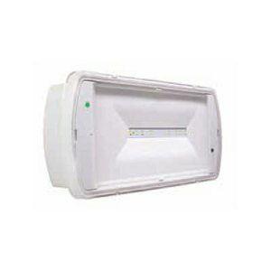 PANIK LAMPA 100lm 3h autonomije IP42 pripr spoj nž SL2MNM42D3C3A