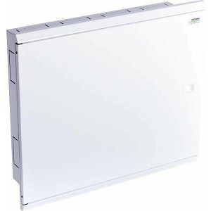 RAZDJELNIK 2-redni 48 (2×24) pž metalna vrata bijela MFF2 48W 109809 Noark