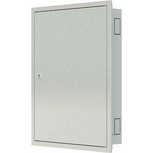 RAZDJELNIK 4-redni 96 (4×24) pž metalna vrata bijela MFF4 96W 109811 Noark