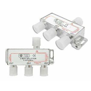RAZDJELNIK ANT/SAT 1/3 SF 0631 5-2400 MHz Hirschman