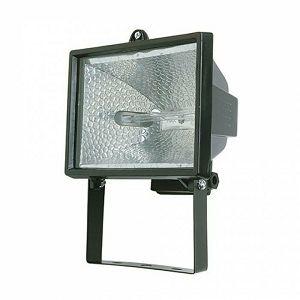 REFLEKTOR HALOGENI 1000W 230V IP44 crni HL102