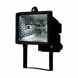 REFLEKTOR HALOGENI 150W 230V IP44 crni HL100