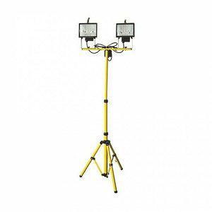 REFLEKTOR HALOGENI 2×150W NA STALKU (78mm) 230V HL108