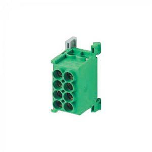 SABIRNICA PE 4×2,5-25 1P zelena izolirana 125106