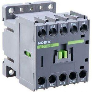 SKLOPNIK Ex9CS09 9A 3P mini 1NO 24VAC 4kW 101027 Noark