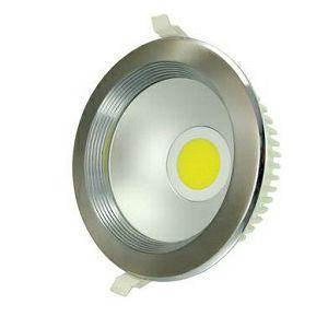 SVJETILJKA HL696L 10W LED IP20 4200K ugradni MAT CHROME