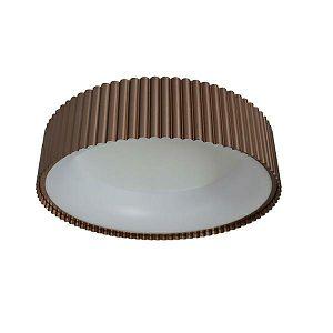 SVJETILJKA LED u 4 moda rada s daljinskim kontrolerom smeđa 2024670