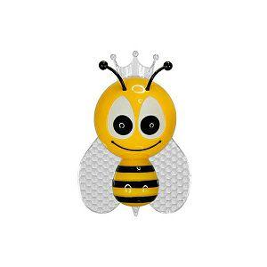SVJETILJKA NOĆNA LED 3x0.1W RGB IP21 sa utikačem 5200570 (pčelica)