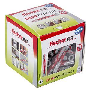 TIPAL fi 8*65 DUOPOWER 538251 Fischer