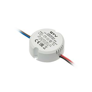 TRAFO LED 15W 12V GTV LD-ZASPU15W-30N IP20 (za kutiju fi 60)