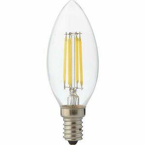 ŽARULJA LED E-14 4W 2700K 520lm C35 1514460 (filament)