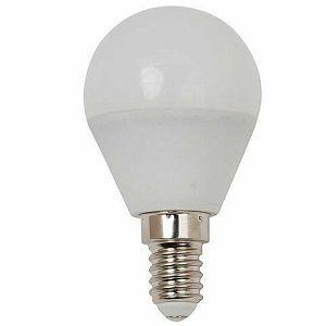 ŽARULJA LED E-14 kuglica 6W 6400K 480 Lm HL001-005-0006